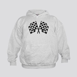 Chequered Flag Kids Hoodie