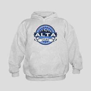 Alta Blue Kids Hoodie