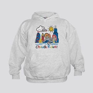 Chicago Rules Hoodie