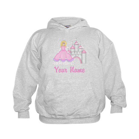Princess Personalized Hoodie