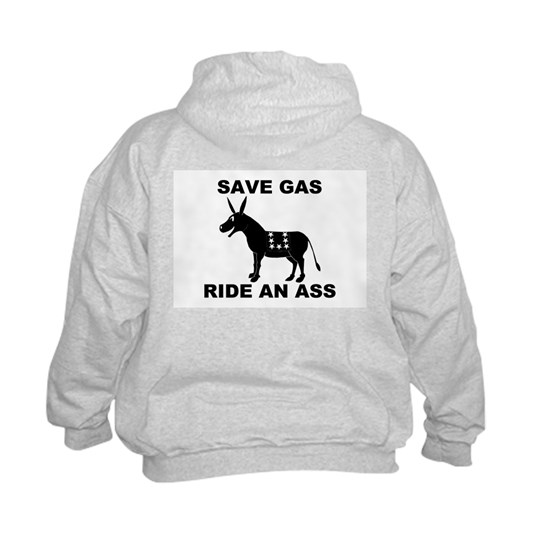 SAVE GAS RIDE AN ASS