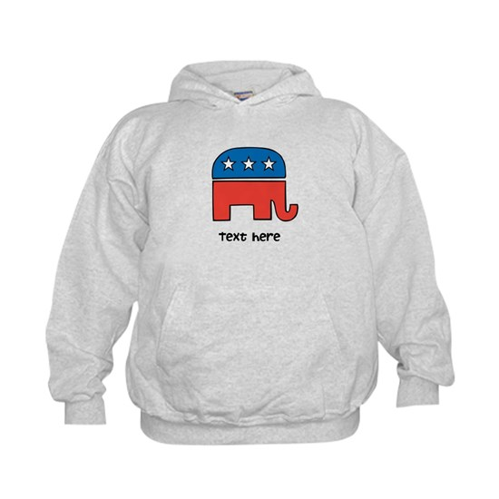 Customize the Republican Elephant