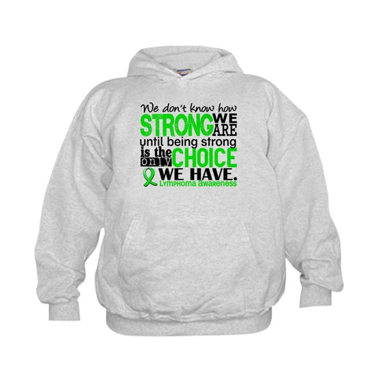 - Lymphoma How Strong We Are