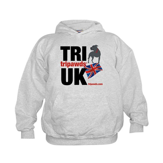 Tripawds UK Union Jack