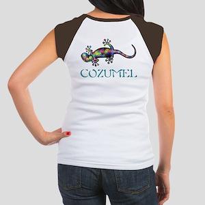 Gecko Women's Cap Sleeve T-Shirt