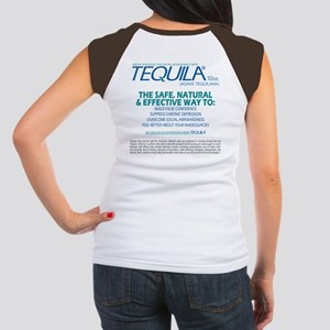 Ask your Doctor or Bartender  Women's Cap Sleeve T