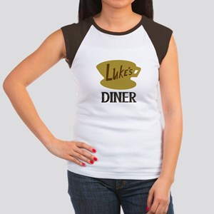 Luke's Diner Junior's Cap Sleeve T-Shirt