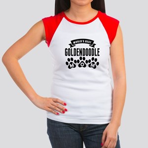 Worlds Best Goldendoodle Mom T-Shirt