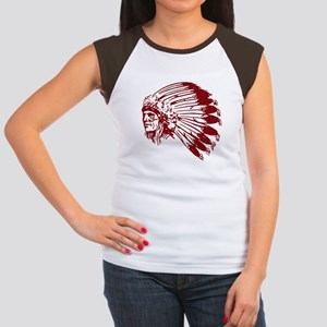 Indian Women's Cap Sleeve T-Shirt
