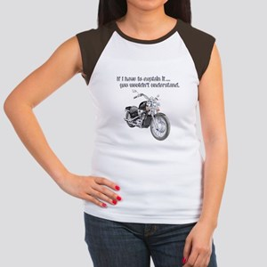 If I Have To Explain Women's Cap Sleeve T-Shirt