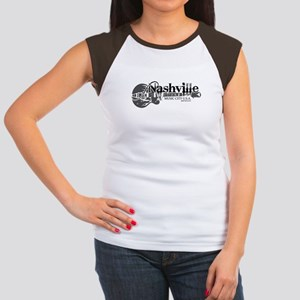 Nashville Women's Cap Sleeve T-Shirt