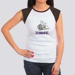 Zombee *new design* Women's Cap Sleeve T-Shirt