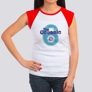 Lost The Oceanic 6 Women's Cap Sleeve T-Shirt