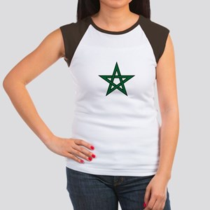 Morocco Star Women's Cap Sleeve T-Shirt