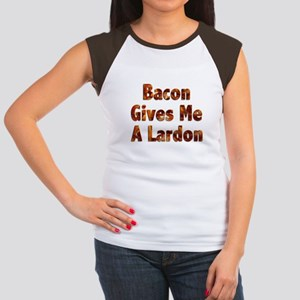Bacon Lardon Women's Cap Sleeve T-Shirt