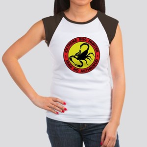 Extreme Bug Hunter Women's Cap Sleeve T-Shirt