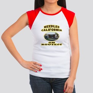 Needles California Women's Cap Sleeve T-Shirt