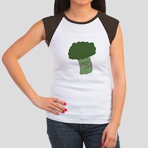 d0ece890f Broccoli Women's Cap Sleeve T-Shirts - CafePress