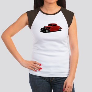 Helaine's Hot Rod 2 Women's Cap Sleeve T-Shirt