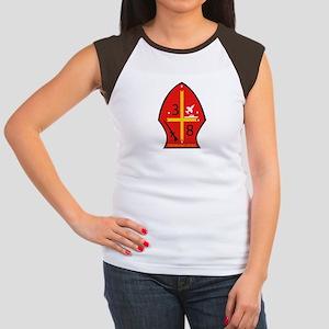 3rd Battalion - 8th Marines Women's Cap Sleeve T-S