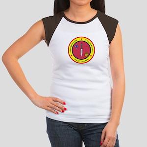 3rd Battalion 7th Marines Women's Cap Sleeve T-Shi