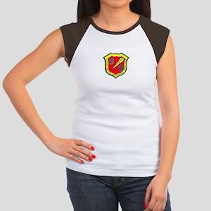 3BN9MAR Wear Women's Cap Sleeve T-Shirt