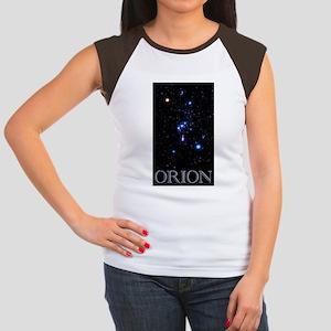 Orion Women's Cap Sleeve T-Shirt