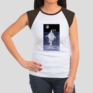 Bush's Snowman Women's Cap Sleeve T-Shirt