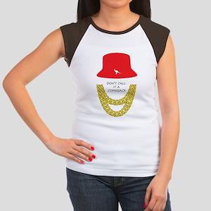 Don't Call It A Comeback Women's Cap Sleeve T-Shir