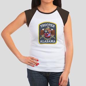 Alabama Trooper Women's Cap Sleeve T-Shirt