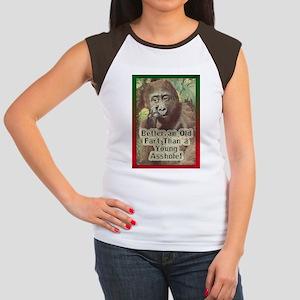 Birthday Gifts Women's Cap Sleeve T-Shirt