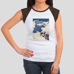 Junior's Cap Sleeve T-Shirt