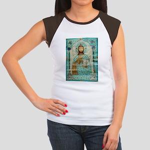 ChristTeacherCard Women's Cap Sleeve T-Shirt