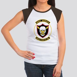 493rd Fighter Squadron Women's Cap Sleeve T-Shirt