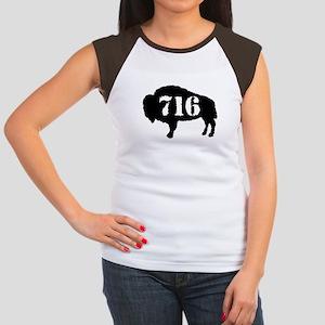 716 Women's Cap Sleeve T-Shirt