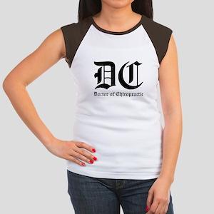 Doctor of Chiro Women's Cap Sleeve T-Shirt