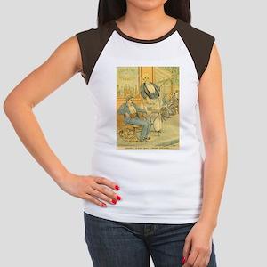 La Poudre Montavon Women's Cap Sleeve T-Shirt