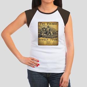 Viking World Tour Women's Cap Sleeve T-Shirt