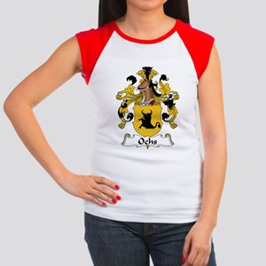 Ochs Family Crest Women's Cap Sleeve T-Shirt