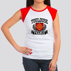 Toulouse France Women's Cap Sleeve T-Shirt