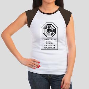 Custom Dharma Label T-Shirt