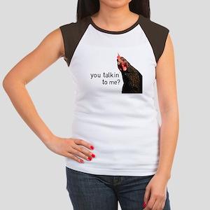 Funny Attitude Chicken T-Shirt
