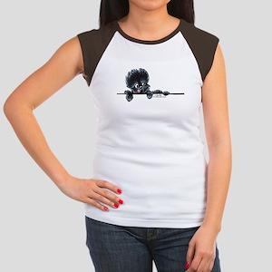Affen Over the Line Women's Cap Sleeve T-Shirt