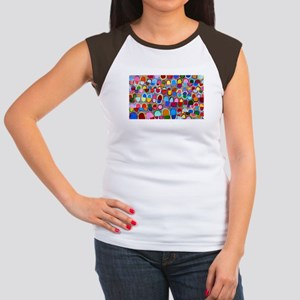 AUSTRALIAN ABORIGINAL BRIGHT COLORS T-Shirt