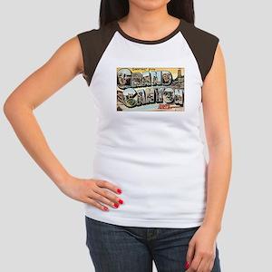Grand Canyon Women's Cap Sleeve T-Shirt