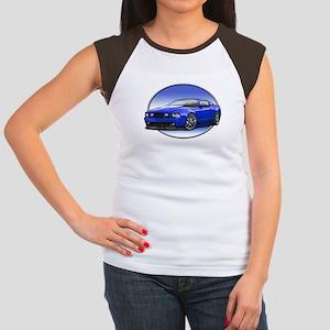 GT Stang Blue T-Shirt