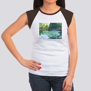 Trout Creek Women's Cap Sleeve T-Shirt