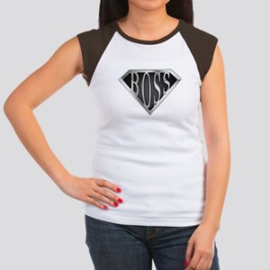 SuperBoss(metal) Women's Cap Sleeve T-Shirt