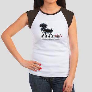 Affenpinscher Places Women's Cap Sleeve T-Shirt