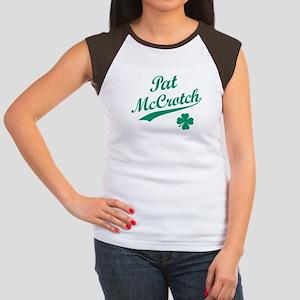 Pat McCrotch [g] Women's Cap Sleeve T-Shirt